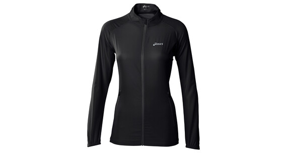 asics Woven Jacket Women performance black